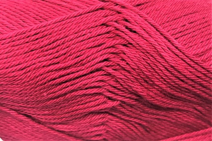 Heirloom Cotton 8 ply Ruby