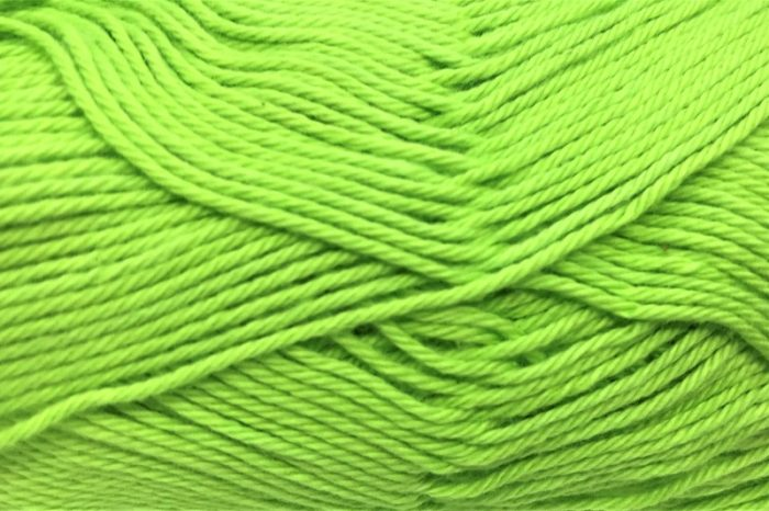 Heirloom Cotton 8 ply Spring Green