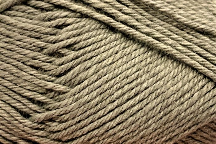 Patons Cotton Blend 8ply Charcoal