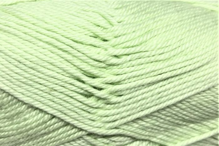 Patons Cotton Blend 8ply Lime Cream