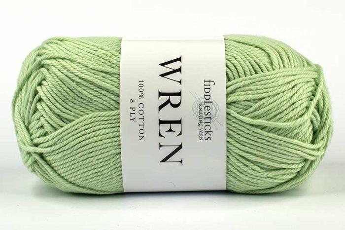 Fiddlesticks Wren Cotton 8 ply Nil