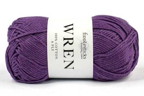 Fiddlesticks Wren Cotton 8 ply