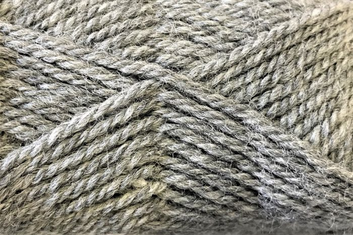 Cleckheaton Country 8 ply Charcoal Blend