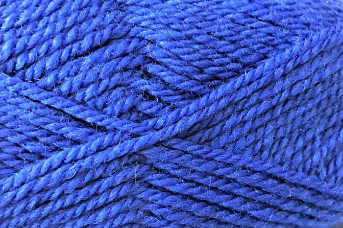 Cleckheaton Country 8 ply Royal Blue