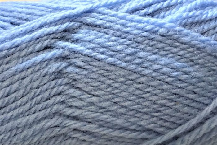 Cleckheaton Country 8 ply Soft Blue