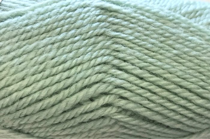 Cleckheaton Country 8 ply Soft Green