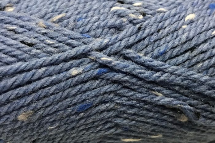 Cleckheaton Country Naturals 8ply Blue Shadow