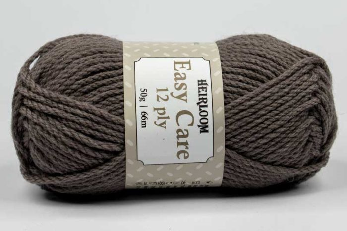 Easy Care 12 ply Pebble
