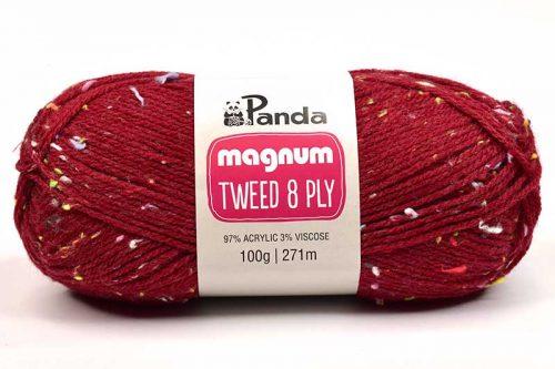 Panda Magnum Tweed 8 ply