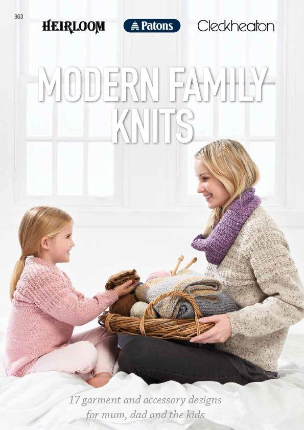 AYC Modern Family Knits
