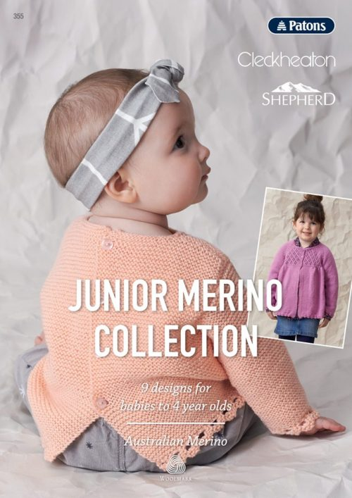 Junior Merino Collection