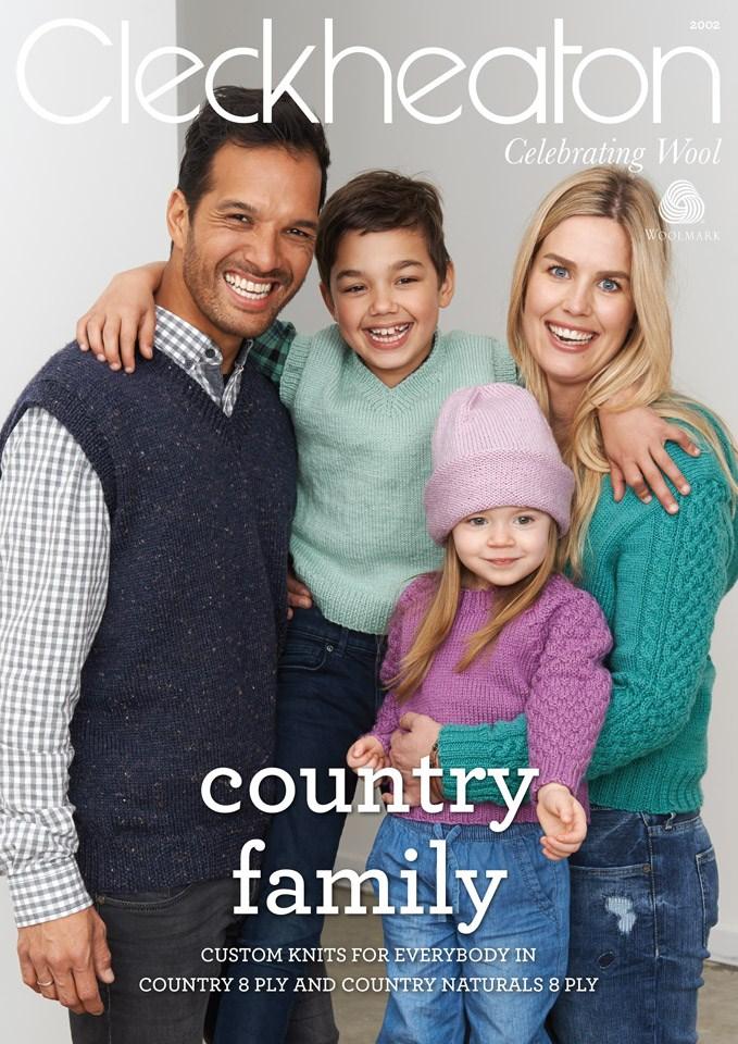 Cleckheaton Country Family