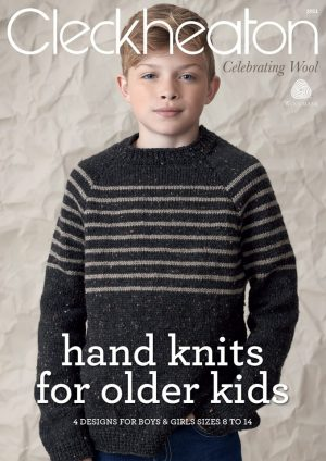 Cleckheaton Knits for older kids