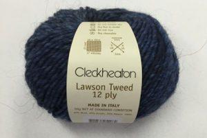 Cleckheaton Lawson Tweed 12 ply