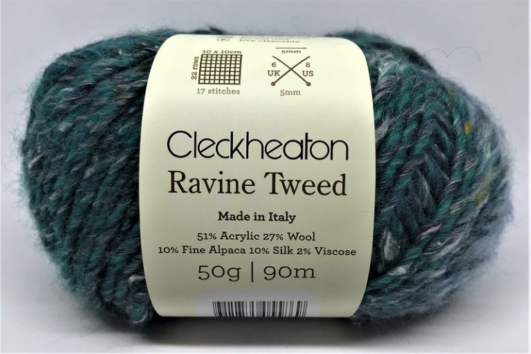 Cleckheaton Ravine Tweed