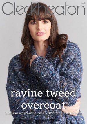 Cleckheaton Ravine Tweed Overcoat