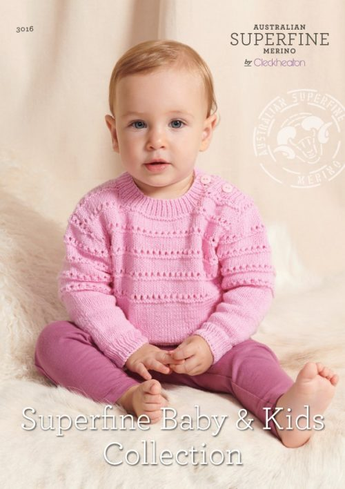 Cleckheaton Superfine Baby & Kids Collection