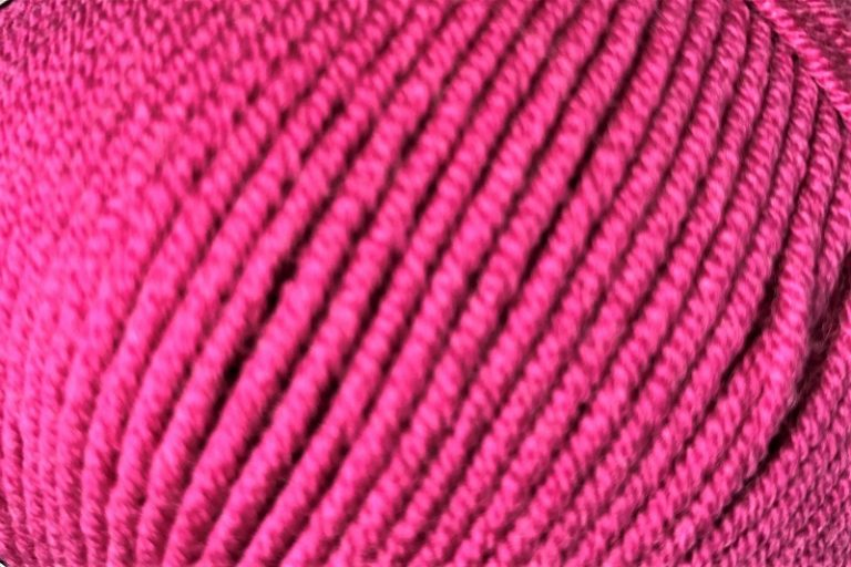 Cleckheaton Superfine 4 ply Raspberry