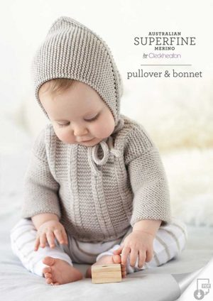 Cleckheaton Superfine Pullover and Cardigan