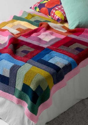 Cleckheaton Country 8 ply Country Throw