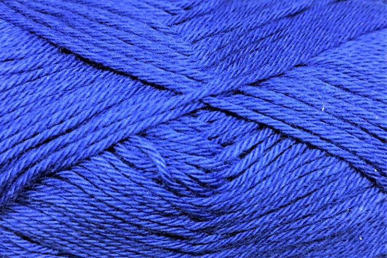 Heirloom Cotton 4 ply Azure