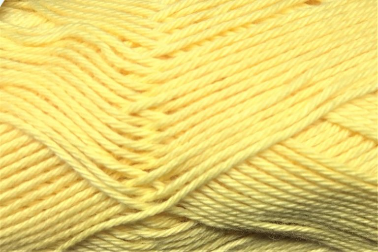 Heirloom Cotton 4 ply Daffodil