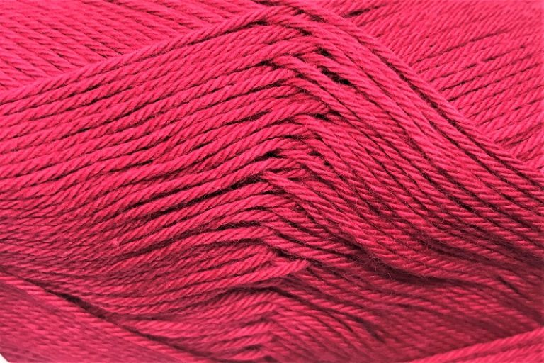Heirloom Cotton 4 ply Ruby