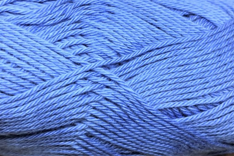 Heirloom Cotton 4 ply Sky