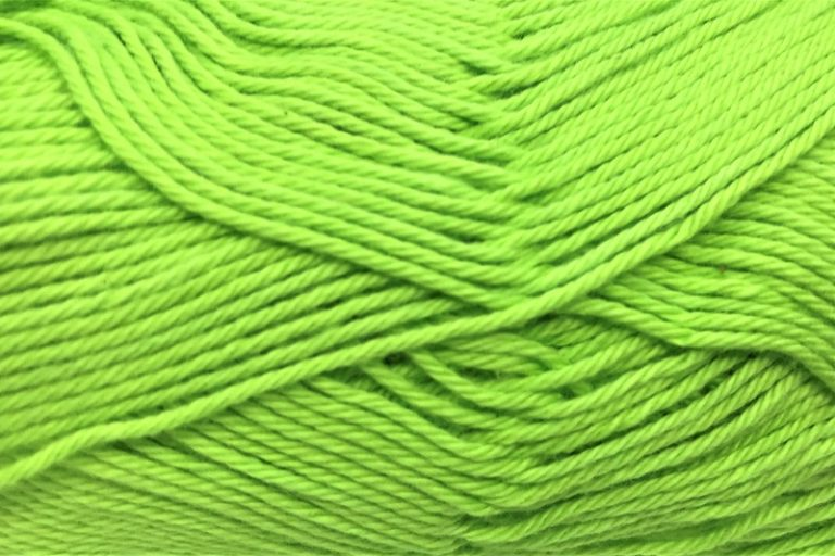 Heirloom Cotton 4 ply Spring Green