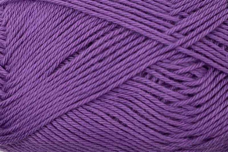 Heirloom Cotton 4 ply Violet