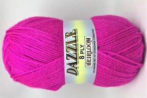 Heirloom Dazzle 8 ply