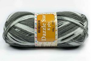 Heirloom Dazzle Star 8 ply