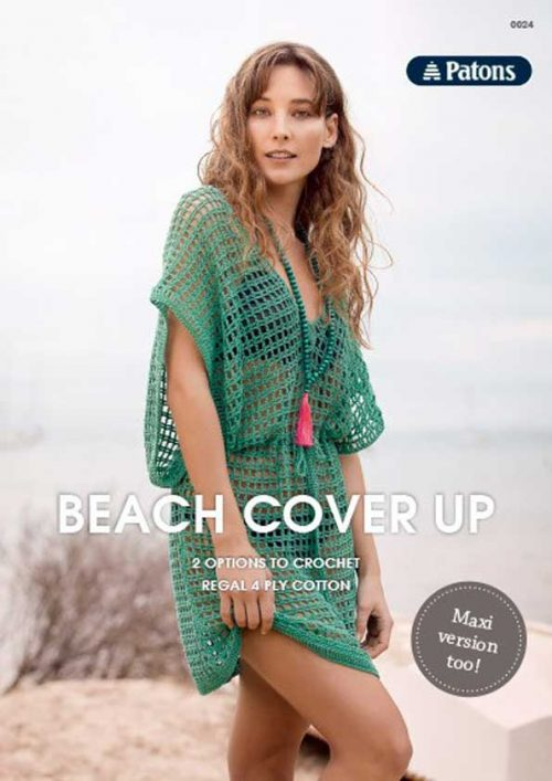 Patons Beach Cover Up