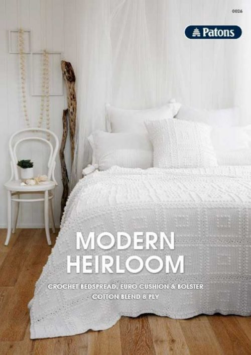 Patons Modern Heirloom Leaflet