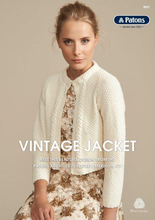 Patons Vintage Jacket