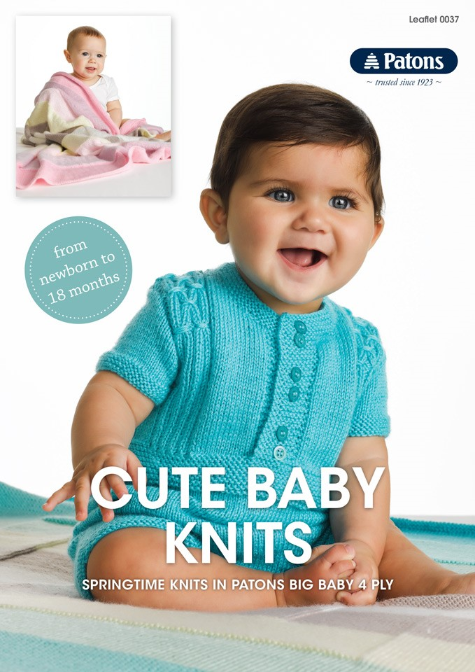 Patons Cute Baby Knits