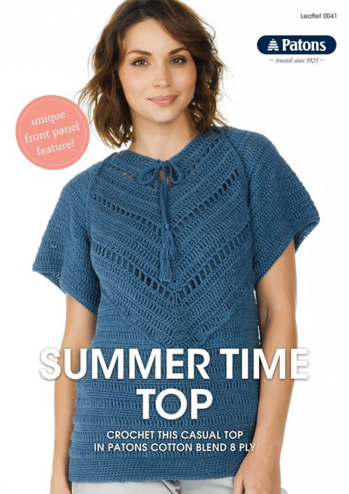 Patons Summer Time Top