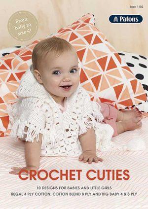 Patons Crochet Cuties