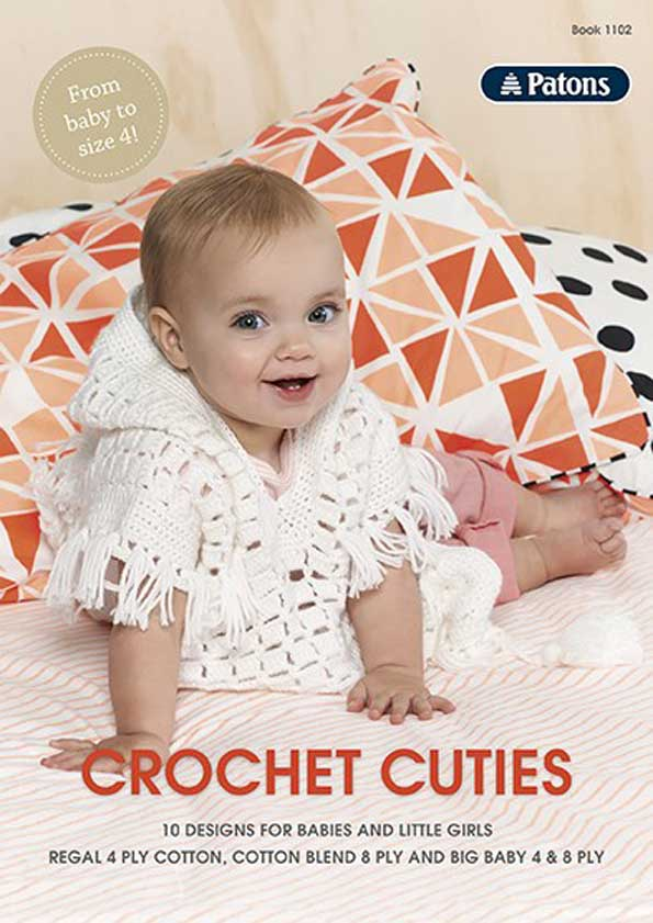 Patons Crochet Cuties
