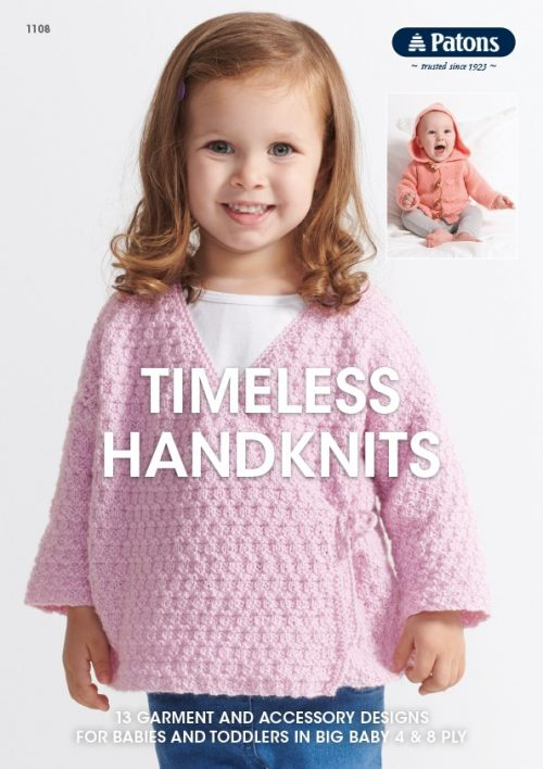 Patons Timeless Handknits
