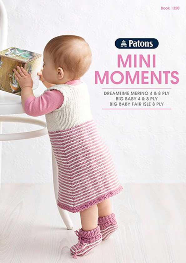 Patons Mini Moments