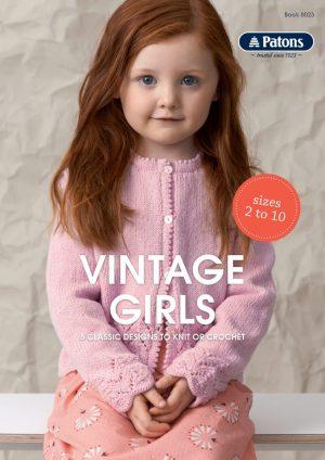 Patons Vintage Girls