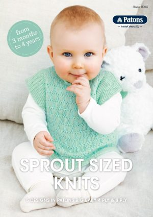Patons Sprout Sized Knits