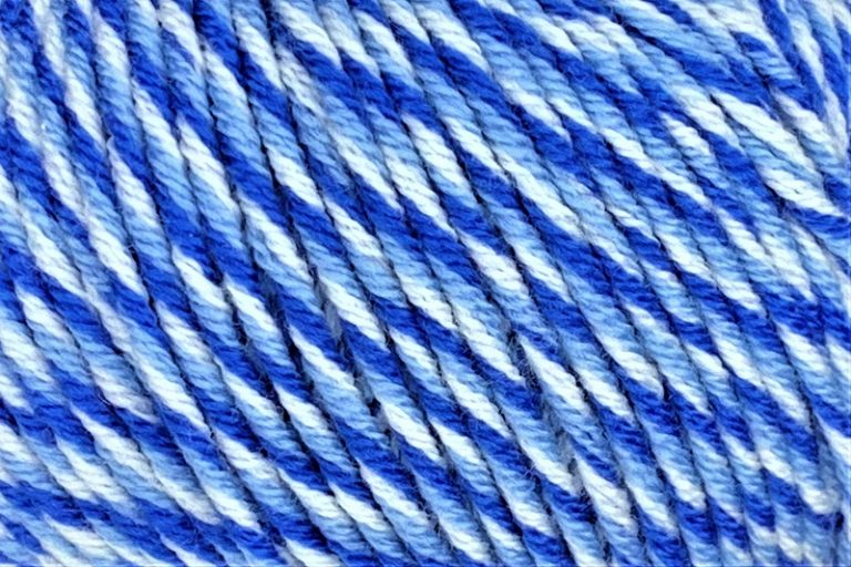 Patons Extra Fine Merino 8 ply Baby Blue Twist