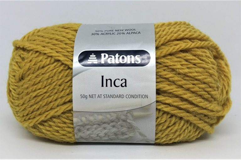 Patons Inca 14 ply