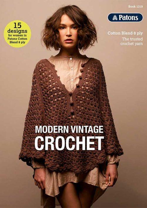 Patons Modern Vintage Crochet