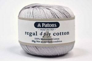 Patons Regal 4 ply cotton