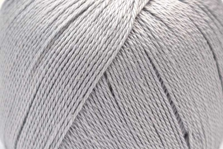 Patons Regal 4 ply cotton Silver