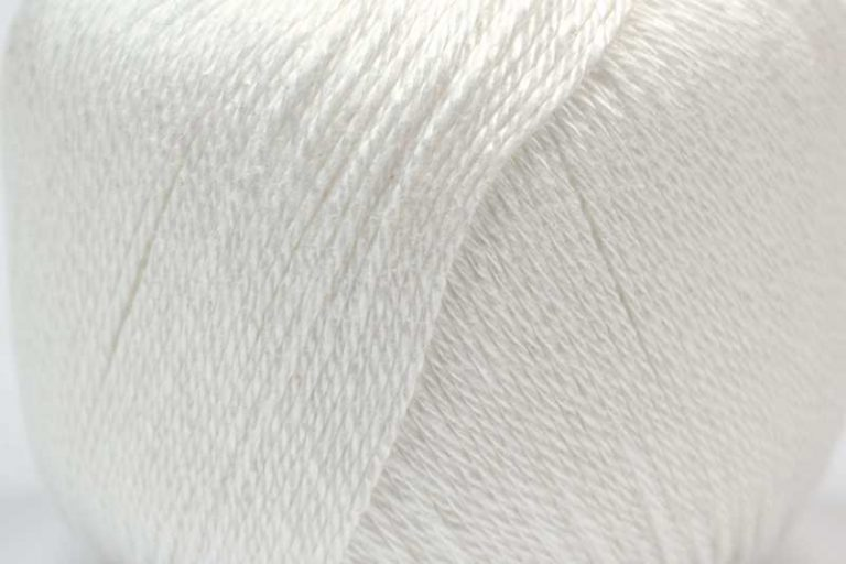 Patons Regal 4 ply cotton White