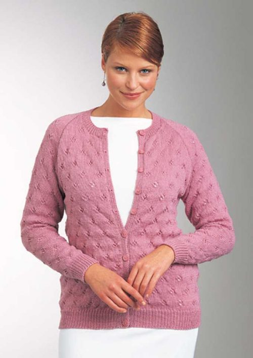 Patons Bluebell 5 Ply Classic Sweater or Cardigan